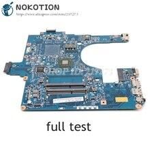 Материнская плата NOKOTION для ноутбуков Acer aspire, материнская плата DDR3, NBM811100N, 12253 МБ, 3 м, 48.4ZK14.03M, основная плата