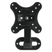 Adjustable TV Wall Mount Bracket Flat Panel TV Frame Support 15 Degrees Tilt For LED Monitoring With Small Wrench home supplies