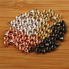 25pcs Tungsten Slotted Fly Tying Head Beads Nymph Head Ball Beads Fly Tying Materials 2/2.4/2.8/3.3/3.8mm Hot Sale Dropshipping icerio 50pcs fly tying brass beads nymph streamer bugs fly hook tying materials