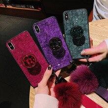Glitter Mi 8 Lite Case For Xiaomi 6X A2 Lite A3 CC9 CC9E Mi