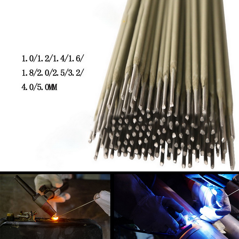 304 Stainless Steel Welding Rod Electrode Solder For Soldering 304  Weld Wires Diameter 1.0mm-4.0mm