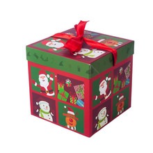Christmas Eve Xmas Gift Box