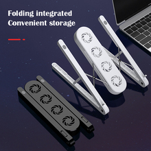 Radiator Computer-Accessories Notebook Game-Stand with Cooling-Fan Convenient Adjustment