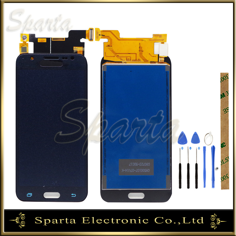 TFT LCD <font><b>Display</b></font> For Samsung GALAXY J5 <font><b>J500</b></font> J500F J500FN J500M J500H 2015 LCD Screen With Touch Sensor complete Assembly image