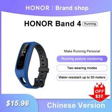 Huawei Honor Band 4 działa inteligentne opaski monitorowanie snu Huawei Honor Band 4 działa inteligentny zespół fitness bransoletka wodoodporna
