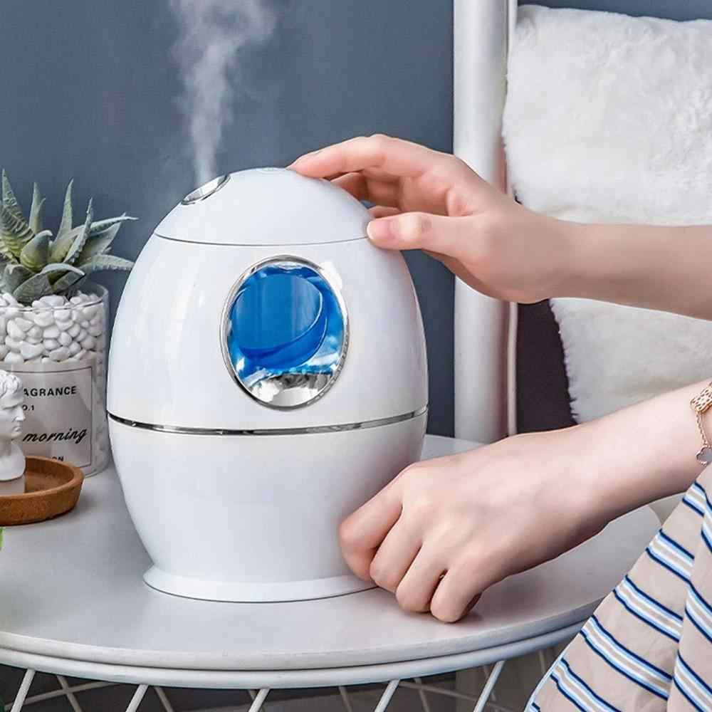 800Ml Große Kapazität Luftbefeuchter USB Aroma Diffuser Ultraschall Kühlen Wasser Nebel Diffusor für LED Nacht licht Office Home