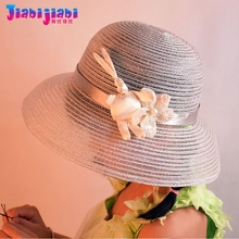 Woman Female Summer Bucket Hats for Girl Kids Princess Travel UV Sun Shade Beach Hat Maiden Shiny Bunny Visor Straw Hat 8-40 Old азимов айзек путеводитель по библии новый завет