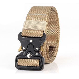 Image 5 - Military Uniform Belt Tactical Clothes Combat Suit Accessories Outdoor Tacticos Militar Equipment Army Clothing Waist Belt