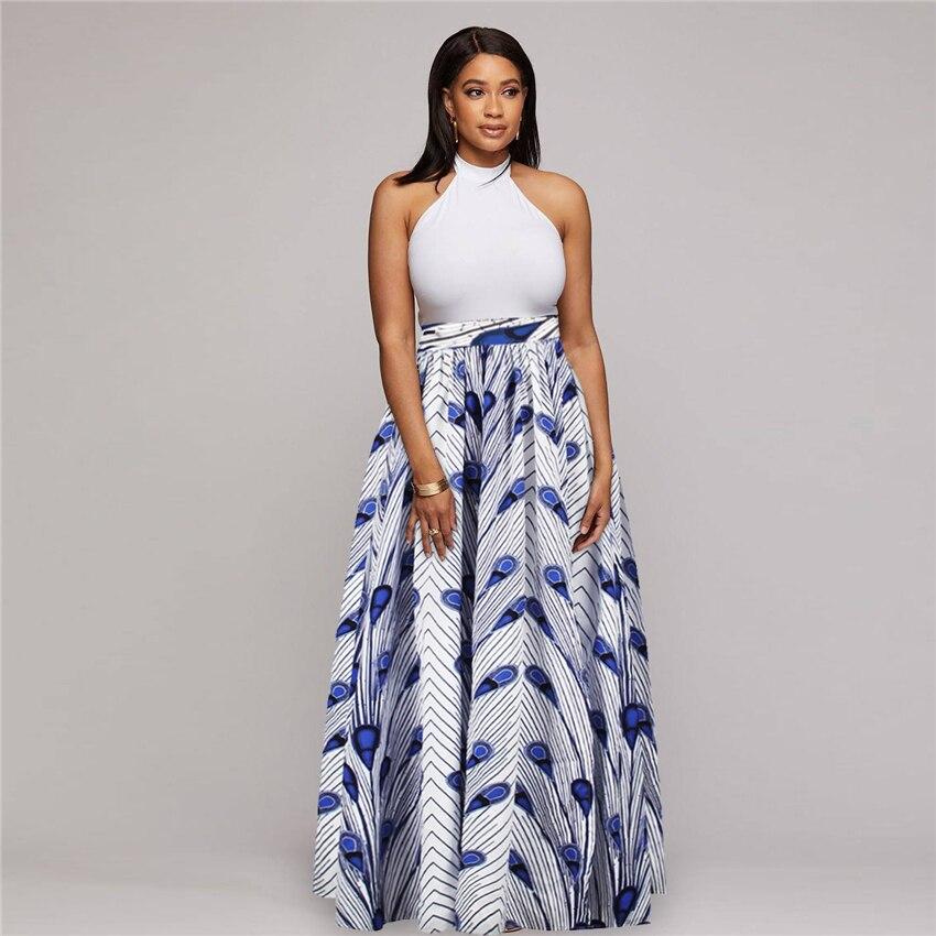 @Hawa african skirt