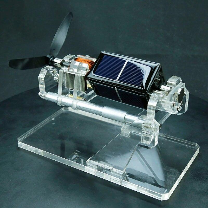 Brushless Motors Magnetic Suspension Solar Motors Mendocino Diy Men's Gifts Creative Gifts