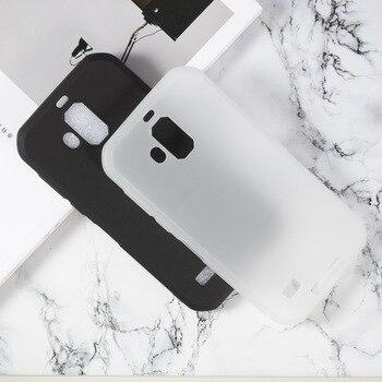 Перейти на Алиэкспресс и купить Мягкий ТПУ чехол для телефона Blackview BV9600 Pro, защитный чехол-накладка для Blackview BV9600 BV9600E, силиконовый гелевый Чехол для телефона