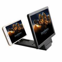 Drop verschiffen Neueste Eingetroffen 3X Zoom Lupe Bildschirm Handy Klapp HD Verstärker für 3D Filme|Home Office Aufbewahrung|Heim und Garten -