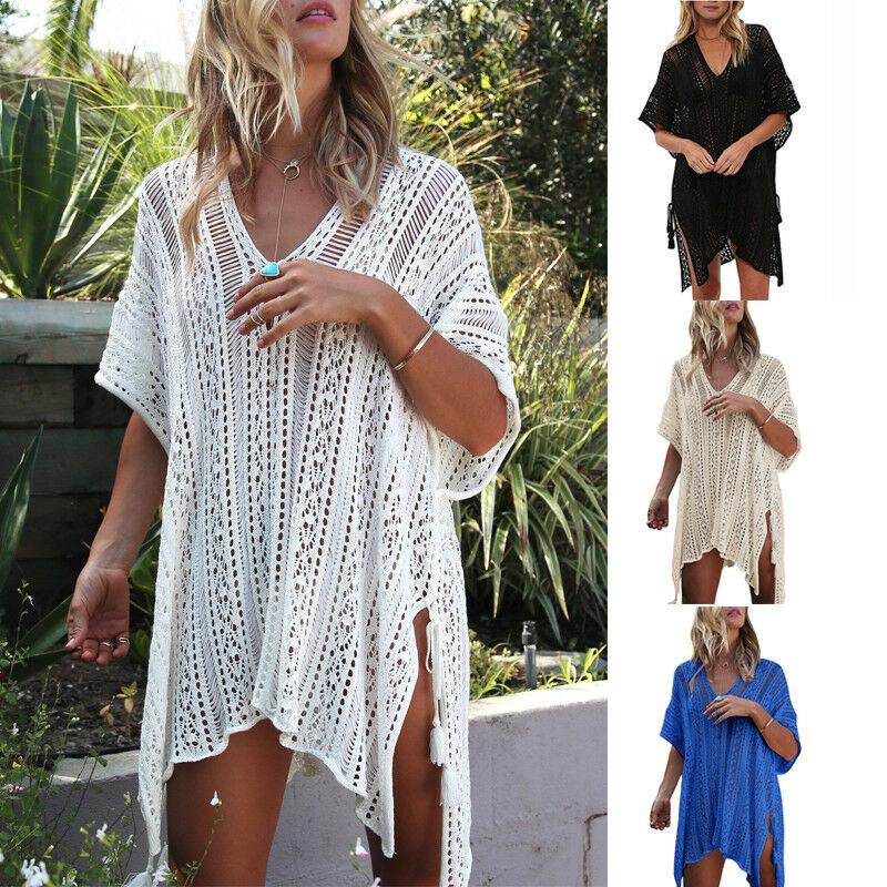 HARHAY Women's Summer Swimsuit Bikini Beach Swimwear Cover up 1