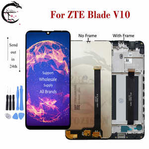 Image 4 - New LCD For ZTE Blade V10 / V10 Vita LCD Display Screen Touch Panel Sensor Digitizer Assembly Replacement V10vita Display Tools