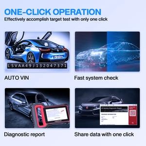 Image 4 - THINKCAR Thinkscan Plus S2 OBD2 Diagnose Scanner Öl EPB DPF SAS TPMS Reset SRS ABS ECM System EOBD OBD 2 automotive Scanner