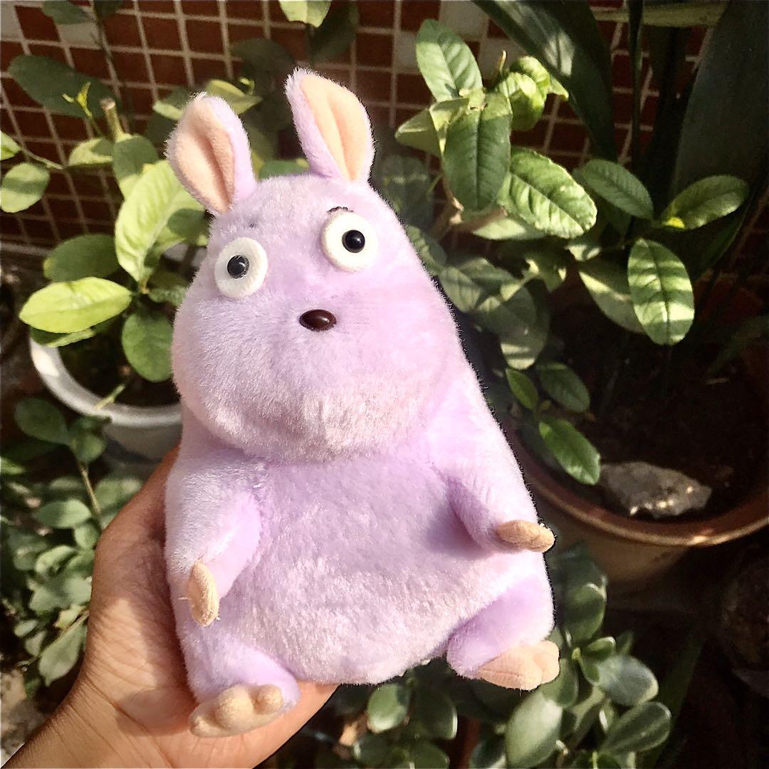 Spirited Away Little Mouse Rat Plush Toy Soft Stuffed Dolls Children Gift