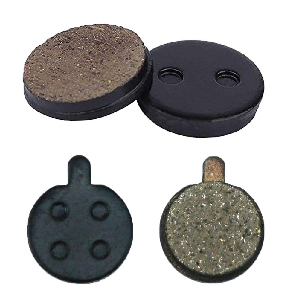Тормозные колодки для электроскутера Xiaomi Mijia M365 PRO, диск заднего колеса Pro, фрикционные диски, 2 шт., колодки, аксессуары для скутера