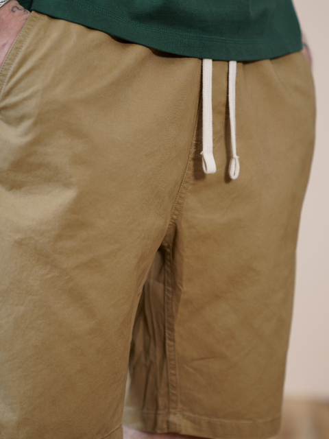 Oversize Shorts with drawstring for summer