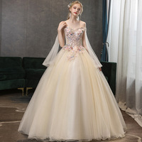 Off The Shoulder Quinceanera Dresses Ball Gowns With Sleeves Puffy Dresses For Prom For Adults Sweet 16 Dress 15 Birthday