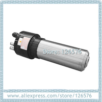 GDL80 20 30Z/1.5 high speed 30000rpm 1.5Kw AC220V ISO20 ATC Spindle motor automatic Water cooled spindle motor
