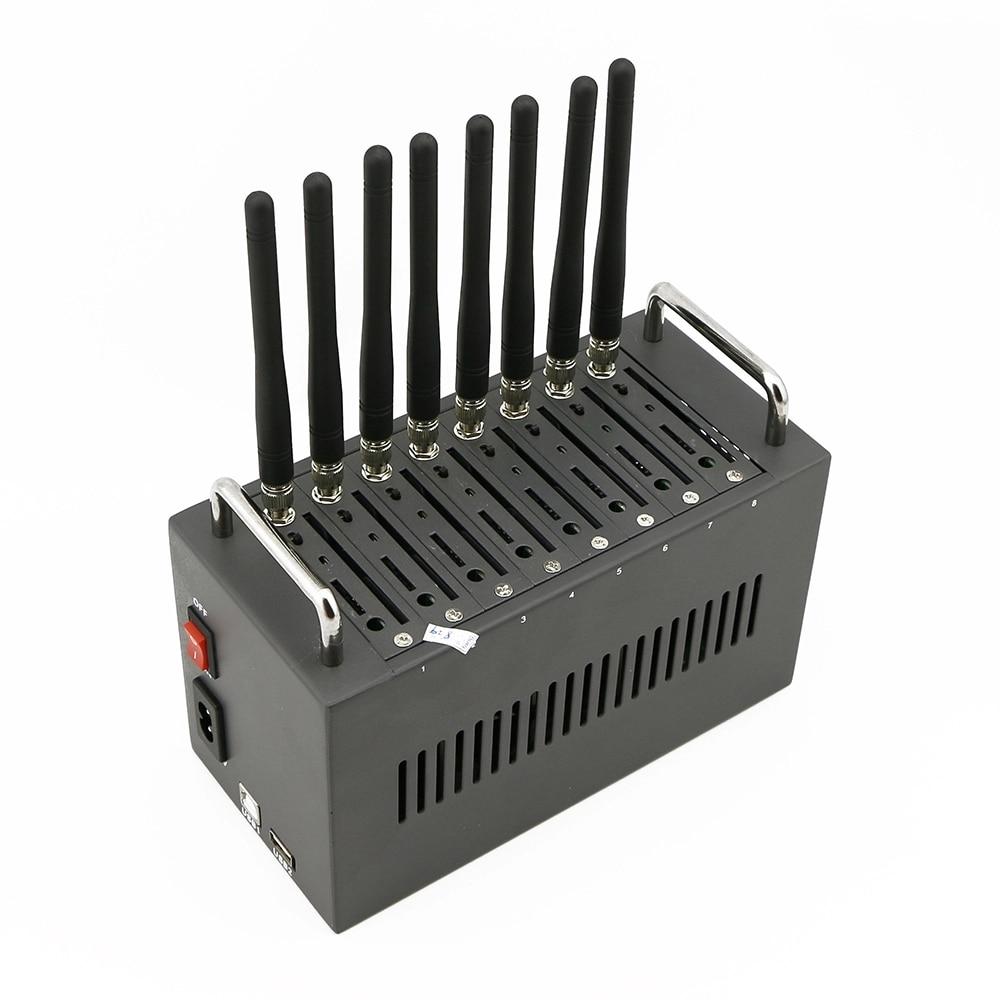 Good Quality LTE 4G Modem Pool,USB AT Command IMEI Change 4G 8 Port Modem Pool EC20CE