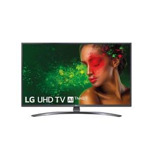 LG ТВ светодиодный 43 дюйма 4 K-SMART ТВ 43UK6200