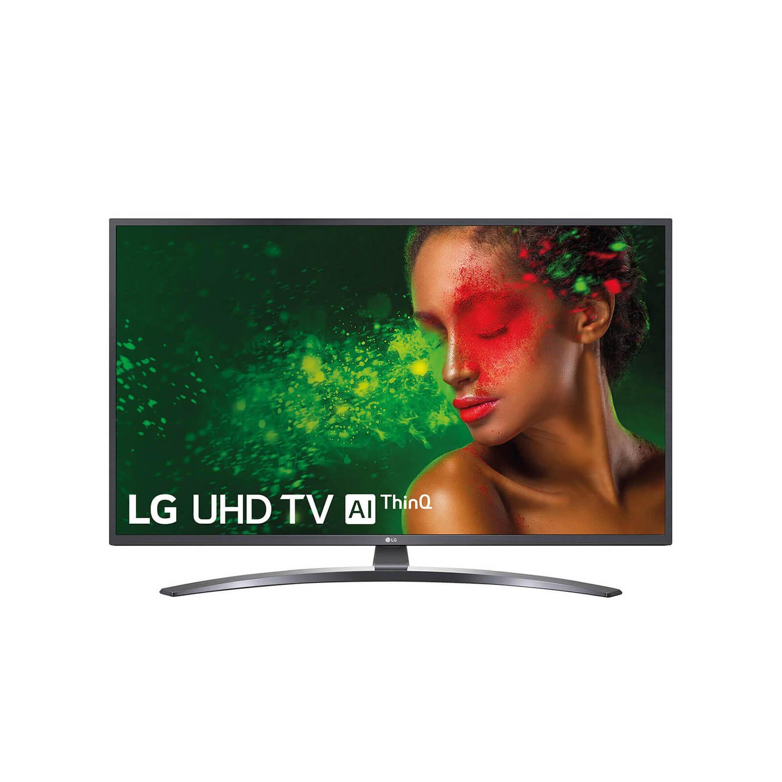 """LG TV LED 43 """"4 K-SMART TV 43UK6200"""