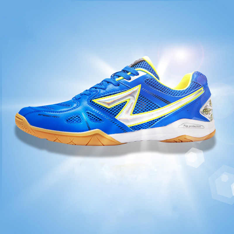 Sneakers Professional Badminton Shoes Wear-resistant Rubber Anti-Slippery Indoor Court Sports Shoe for Male