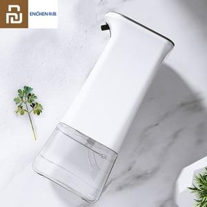 Image 1 - Youpin enchen indução automática de espuma máquina lavar mão conjunto dispensador sabão 0.25s sensor infravermelho 2 engrenagem ajustável
