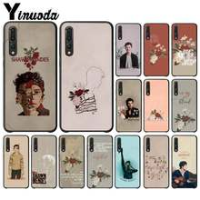 Yinuoda Hit Pop Singer Shawn Mendes Dalam Darah Saya untuk Huawei P9 P10 Plus Mate9 10 Mate10 Lite p20 Pro Honor10 View10(China)