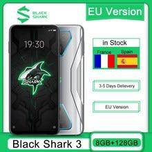 Spanien Lager Gobal Version 5G Gaming handy Schwarz Shark 3 6.67