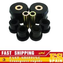 WLR RACING   Front Control Arm Bushing Kit FOR VW Beetle 98 06 / Golf 85 06 / Jetta 85 06 Polyurethane BLACK,RED WLR CAB01