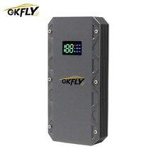 GKFLY Super Power 2000A urządzenie zapłonowe 12V urządzenie do uruchamiania awaryjnego samochodu 24000mAh Power Bank ładowarka samochodowa do wzmacniacz do akumulatora samochodowego Buster