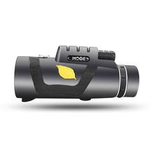 цены 12X Monocular Telescope Universal Phone Telescope Low Night Vision Compact Spotting Scope For Bird Watching Camping Hiking