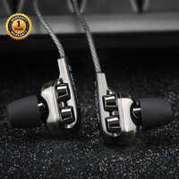 Langsdom casque Sport écouteurs 3.5mm pour Huawei xiaomi jeu casque Super basse avec micro stéréo Hifi écouteurs fone de ouvido