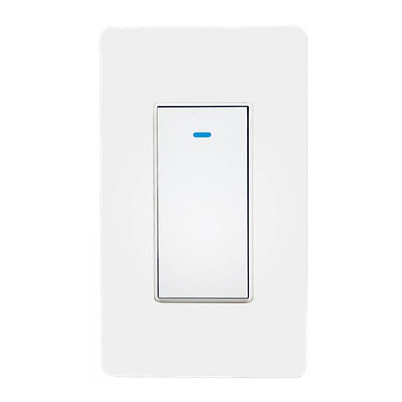 Умный WiFi светильник совместим с Alexa,Google Assistant и IFTTT, с таймером и пультом дистанционного управления, расписанием, нейтральным проводом