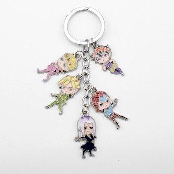 Anime Killer Queen Keychain