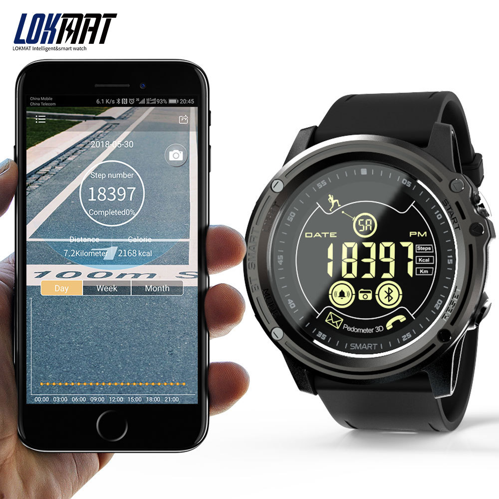 New men's sports watch Bluetooth support Mobile phone connection Christmas gift birthday present