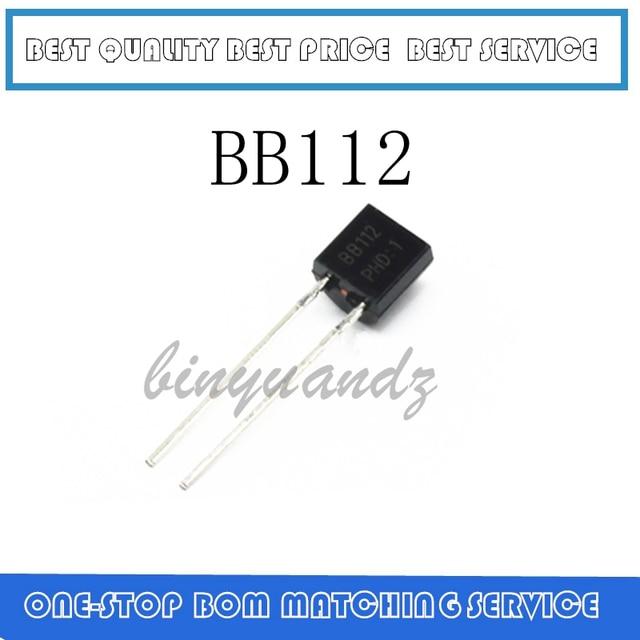 20PCS ~ 50PCS BB112 TO 92 2