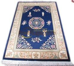 Pałac francuski Savonnerie dywan do składania ręcznie robiony dywan duży dywan do salonu Runner MD-010-202 9.51