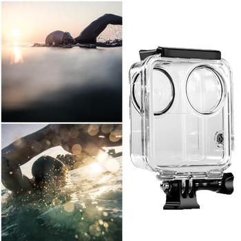 45m Waterproof Protective Case For GoPro MAX 360-degree Panoramic Camera Case Accessories Frame Cover Shell