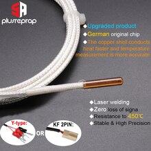 2 pcs/lot 3D Printer Parts Ultimaker UM2 PT100 A Sensor Thermocouple sensor M3*15*1500mm  Hotend Temperature Sesnor