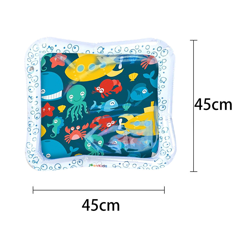 1 Pcs Baby Kids Inflatable Water Mat Patted Play Pad Cushion Toys Early Education High Quality