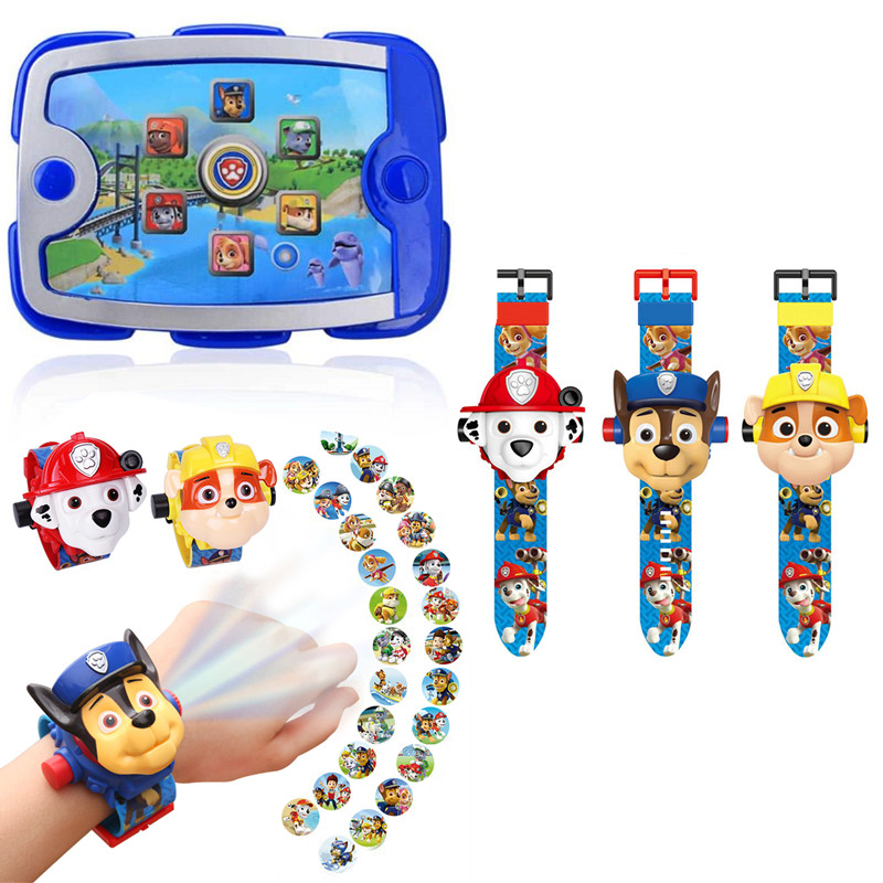 Paw Patrol Dog Ryder Summoner Touch Tablet Music Children Learning Early Learning Paw Patrol Toys Paw Patrol Birthday Gifts