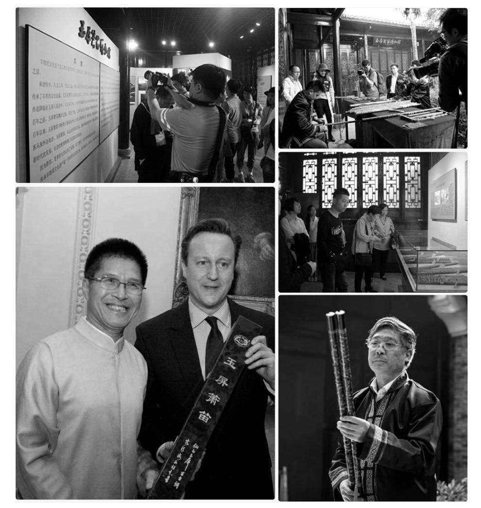 Yuping флейта, Gui бамбуковая Южная флейта или Дамская модель, профессиональная бамбуковая флейта с 8 отверстиями или инструмент dongxiao
