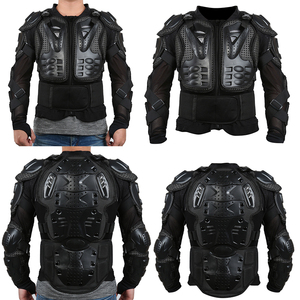 S-XXXL Motorcycle Full Body Armor Jacket Protection Jackets Motocross Racing Clothing Suit Moto Riding Protectors Turtle Jackets