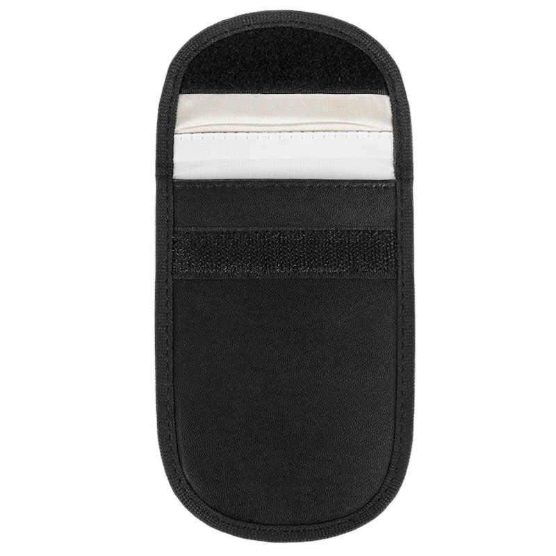 سيارة مفتاح إشارة مانع حالة تتفاعل حجب حقيبة Faraday قفص الخلية المنشورية أو الجرابية حماية الهاتف الخصوصية اكسسوارات السيارات السلامة