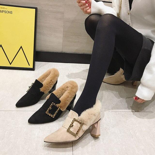 New Fashion Shallow Pumps  Woman Shoes  3
