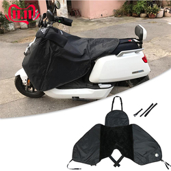 Perna capa para universal scooters motocycle chuva vento frio à prova de vento quente protetor perna da motocicleta para scooter carros elétricos