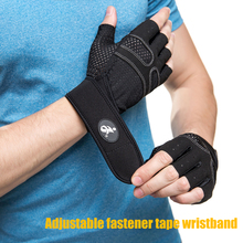 Fitness-Gloves Dumbbell Bodybuilding-Accessories Weightlifting-Workout Crossfit Breathable